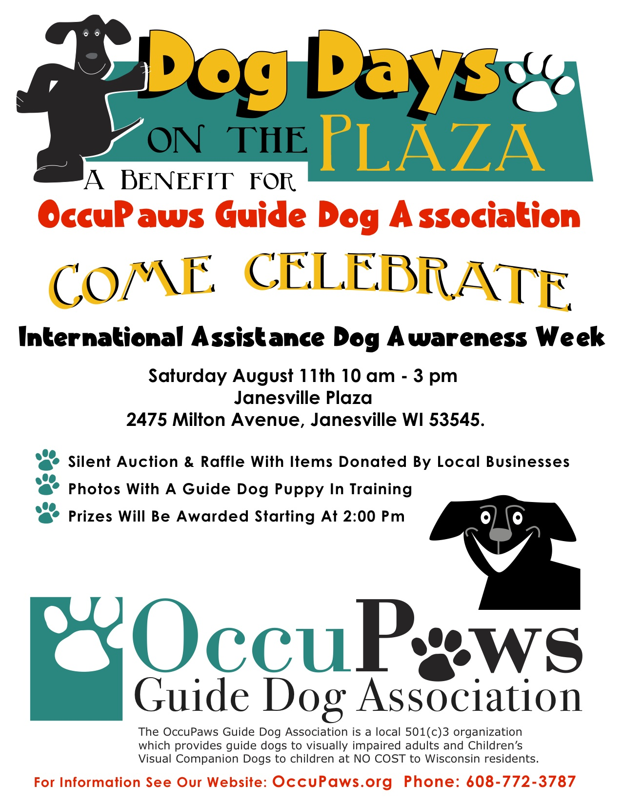 Dog Days on the Plaza
